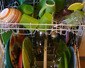 Cómo mantener un lavavajillas