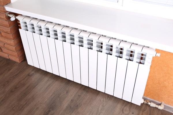Sustituimos radiadores para calefacción