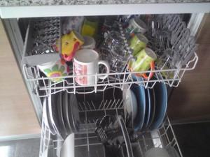 Cómo ahorrar agua y energía con el lavavajillas