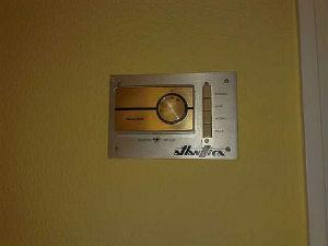 Sustitución de termostato